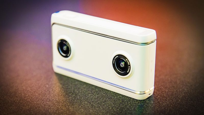 Lenovo Mirage Camera, CES 2018, 4k (horizontal)