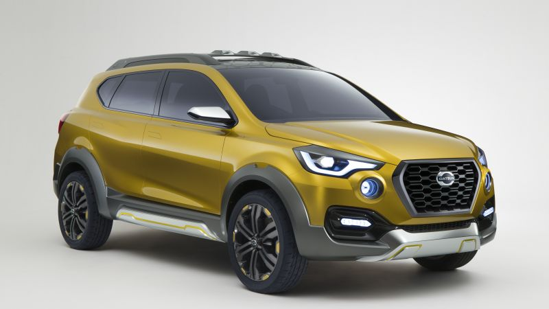 Datsun Cross, 2018 Cars, 5k (horizontal)