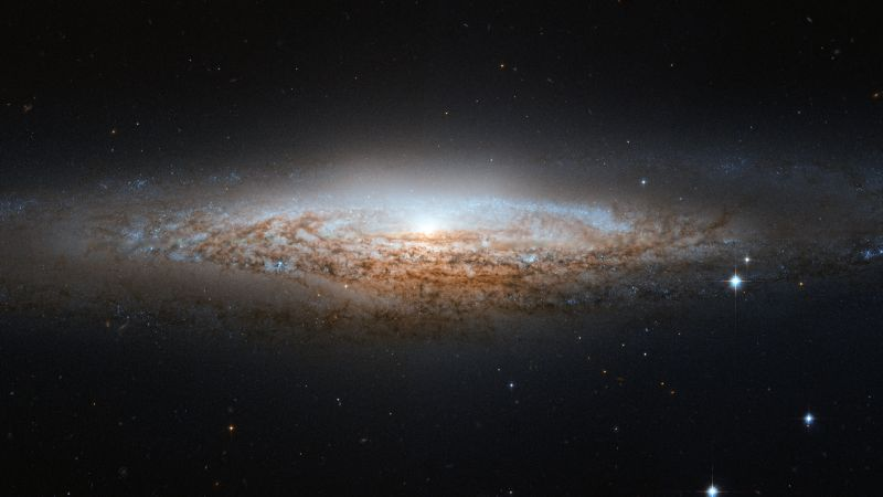 Hubble, space, galaxy, 8k (horizontal)