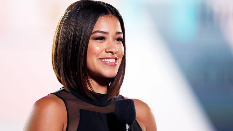 Gina Rodriguez, photo, 4k (horizontal)