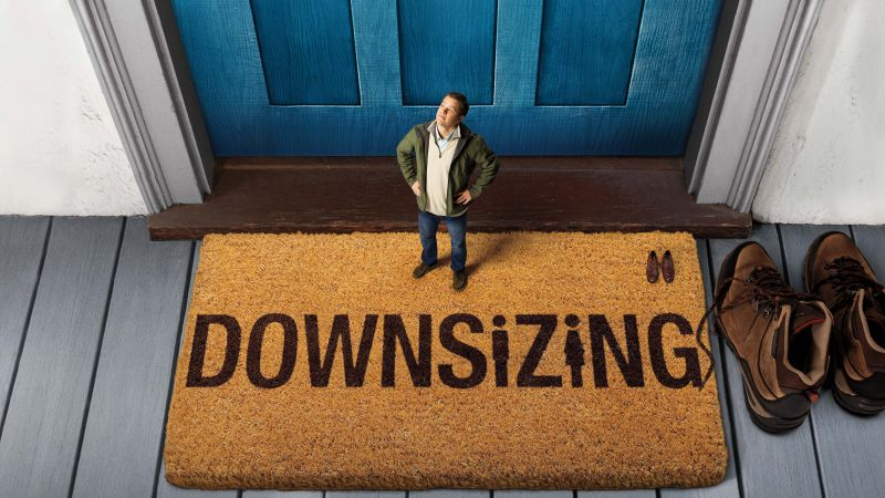 Downsizing, Matt Damon, 5k (horizontal)
