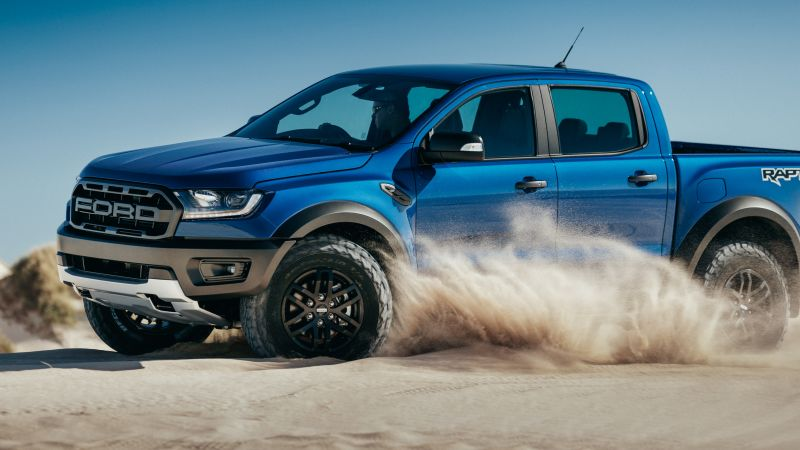 Ford Ranger Raptor, 2019 Cars, 4k (horizontal)