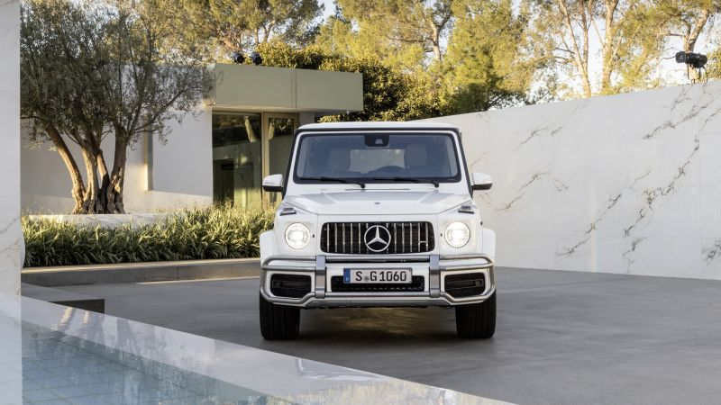 Mercedes-Benz AMG G 63, 2018 Cars, 5k (horizontal)