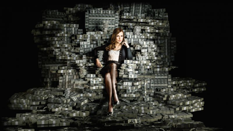 Molly's Game, Jessica Chastain, 5k (horizontal)