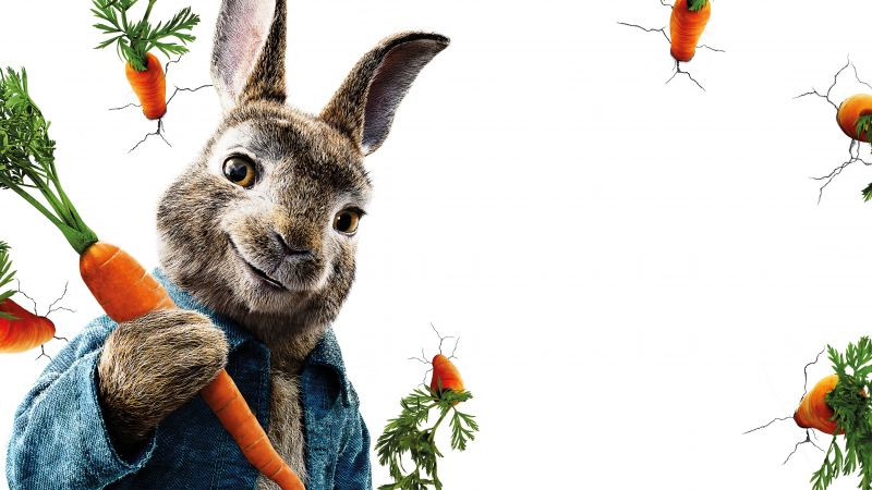 Peter Rabbit, 5k (horizontal)