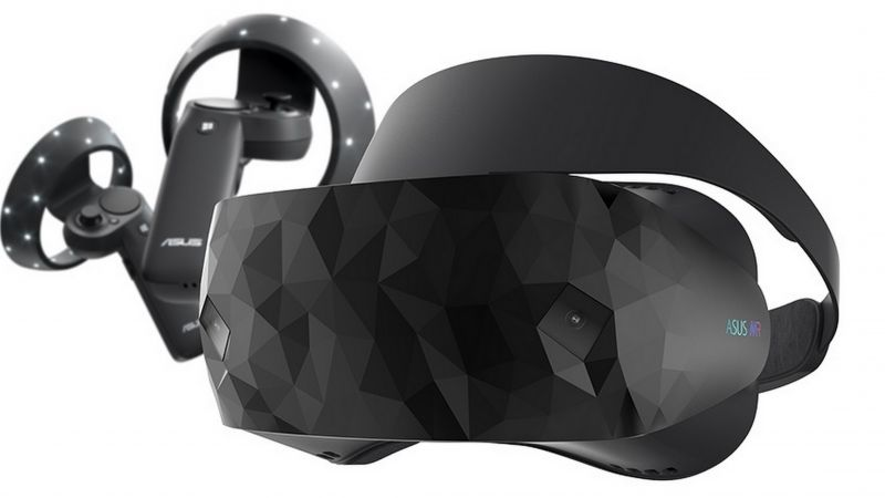 ASUS Windows Mixed Reality Headset HC102, 5k (horizontal)