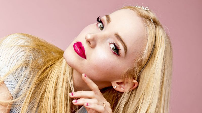Dove Cameron, photo, blonde, 4k (horizontal)
