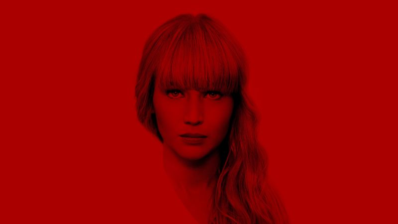 Red Sparrow, Jennifer Lawrence, 4k (horizontal)