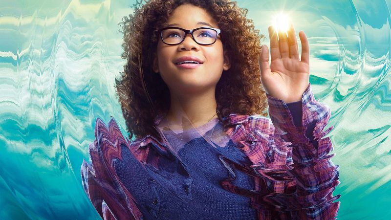 A Wrinkle in Time, Storm Reid, 4k (horizontal)