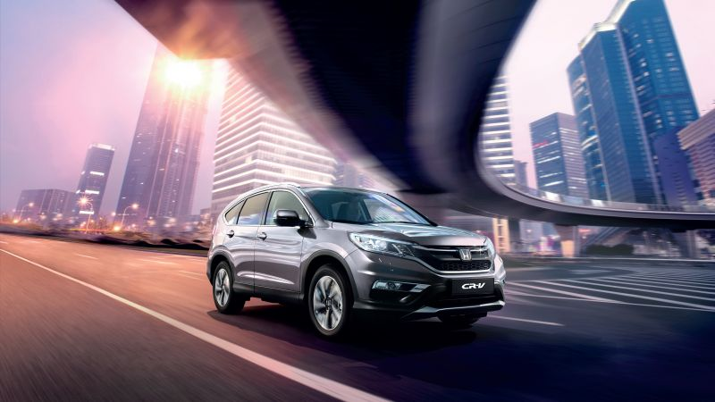Honda CR-V, 2018 Cars, 5k (horizontal)