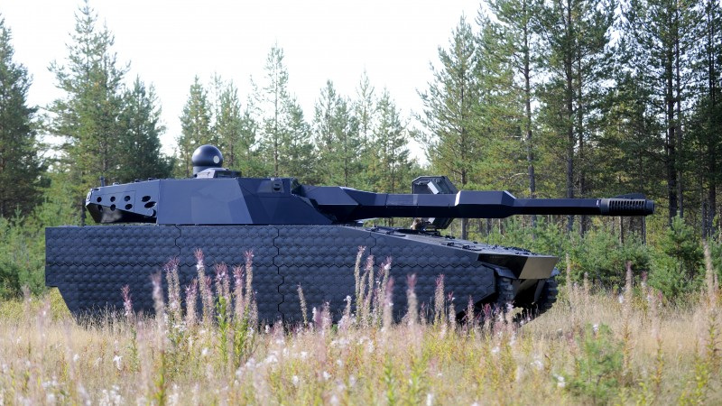 PL-01, light tank, modern weapon, BAE Systems, concept, stealth, futuristic, STANAG, Poland (horizontal)