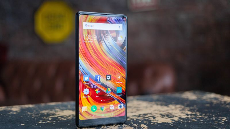 Xiaomi Mi MIX 2S, 5k (horizontal)