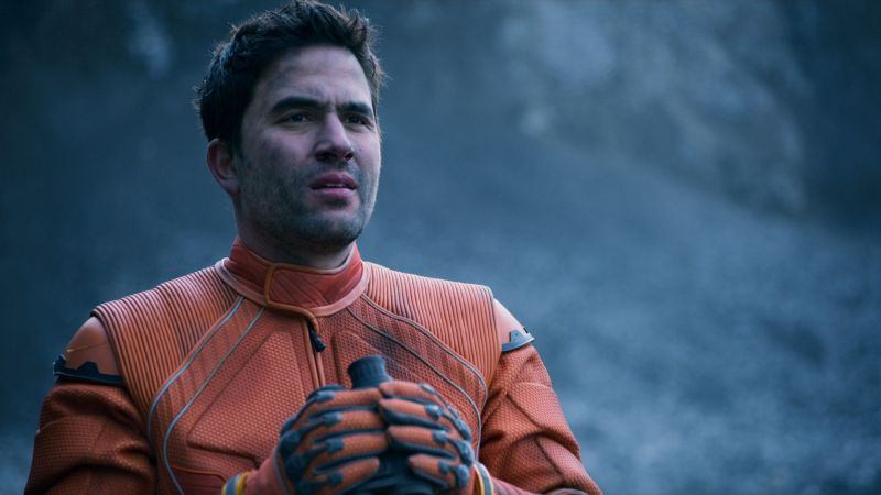 Lost In Space Season 1, Ignacio Serricchio, TV Series, 4k (horizontal)