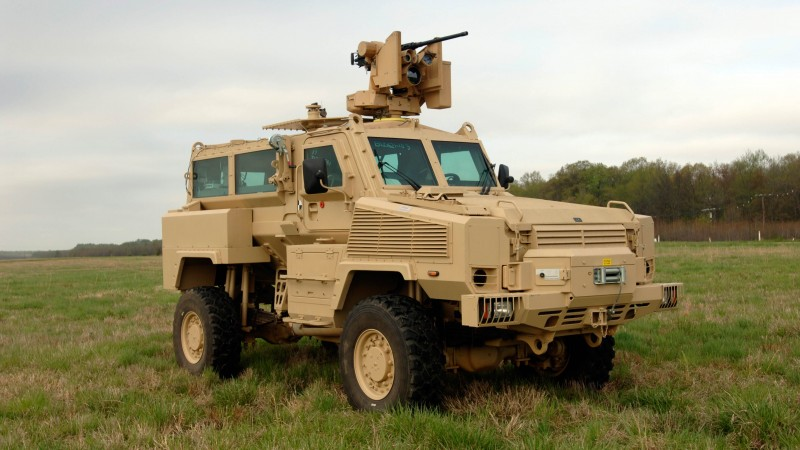 RG-33, infantry mobility vehicle, BAE Systems, MRAP, IMV, U.S. Army, U.S. Marine, field (horizontal)