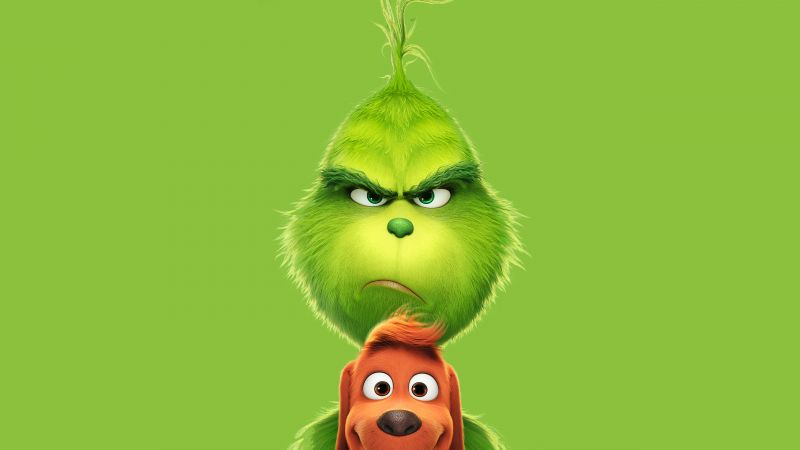How the Grinch Stole Christmas, 5k (horizontal)