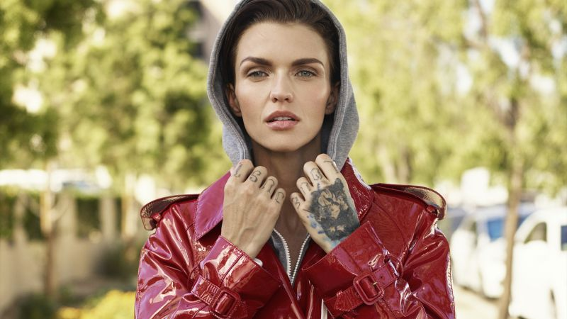Ruby Rose, photo, 5k (horizontal)