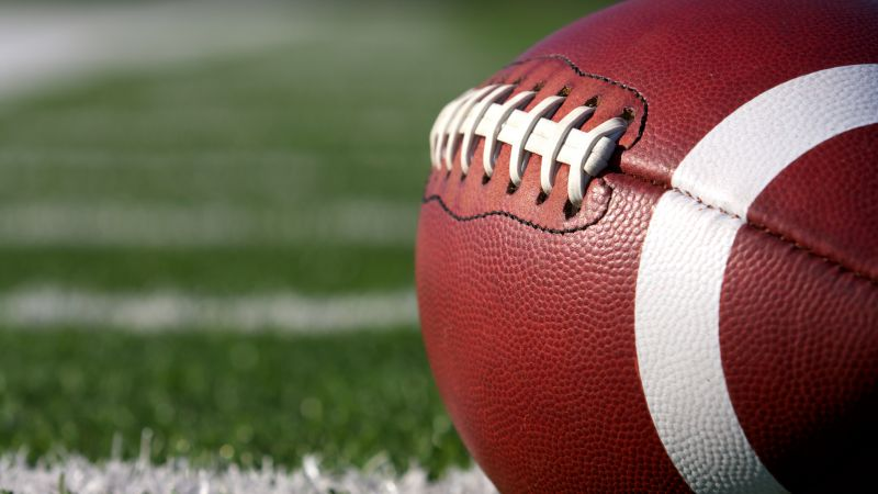 rugby, American football, ball, 4k (horizontal)