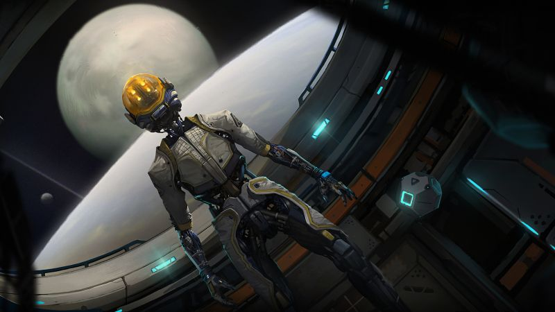 Lone Echo, screenshot, VR, 4k (horizontal)
