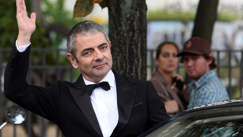 Johnny English Strikes Again, Rowan Atkinson, 4k (horizontal)