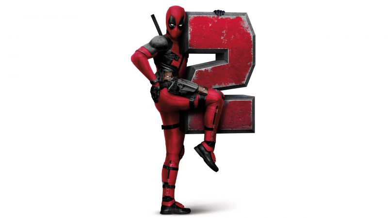 Deadpool 2, Ryan Reynolds, 5k (horizontal)