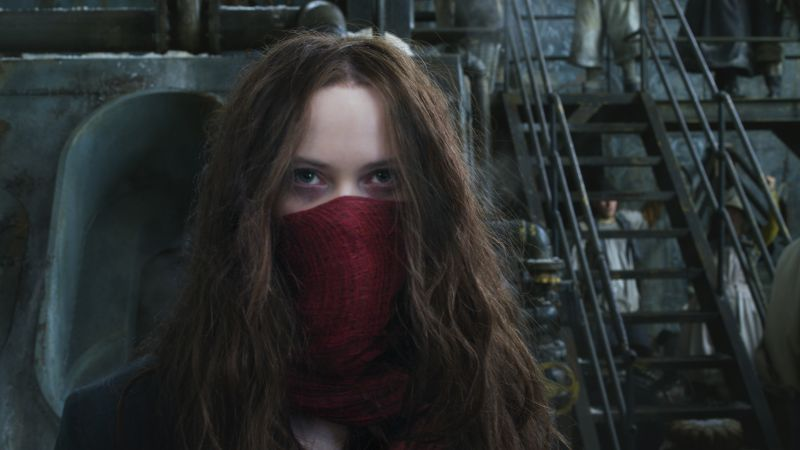 Mortal Engines, Hera Hilmar, 4k (horizontal)