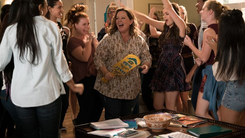 Life of the Party, Melissa McCarthy, 5k (horizontal)