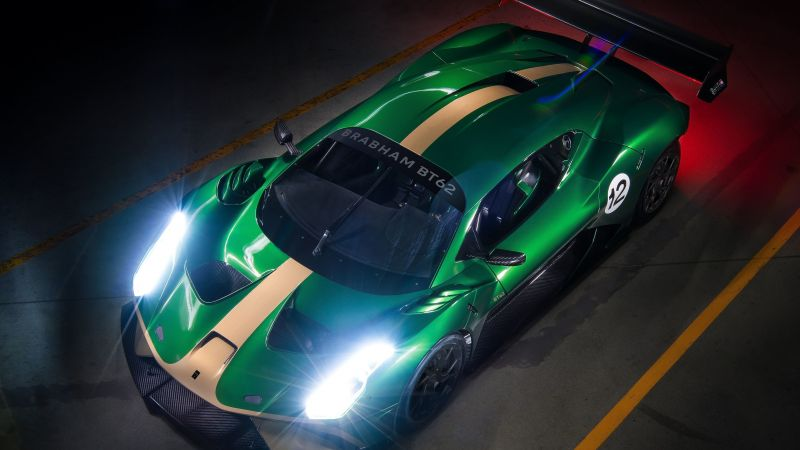 Brabham BT62, 2019 Cars, 4K (horizontal)