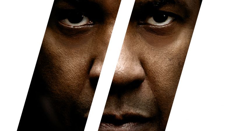 The Equalizer 2, Denzel Washington, 4K (horizontal)