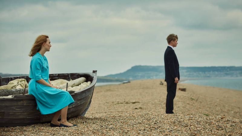 On Chesil Beach, Saoirse Ronan, Billy Howle, 4K, 8K (horizontal)