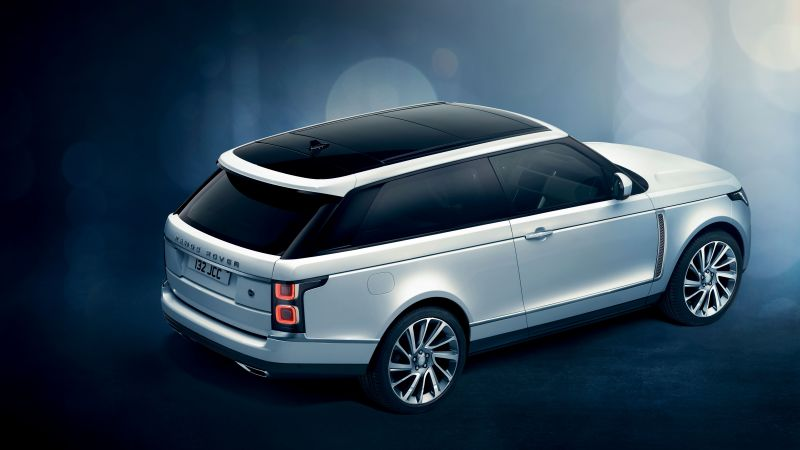 Land Rover Range Rover SV Coupe, 2019 Cars, SUV, 4K (horizontal)