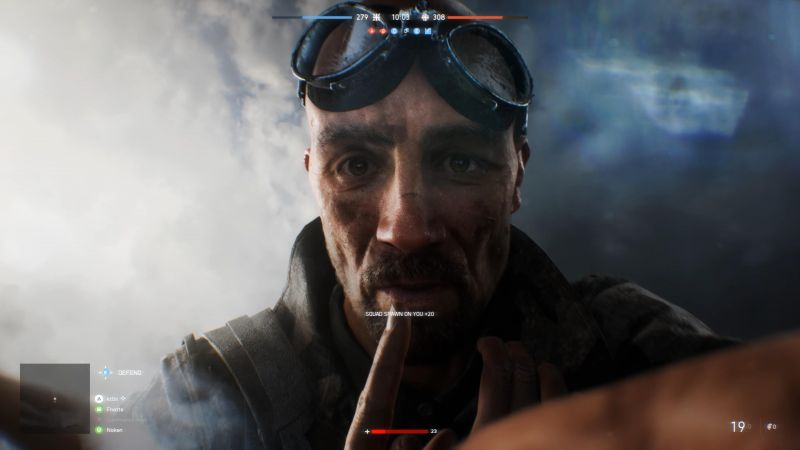 Battlefield 5, screenshot, 4K (horizontal)