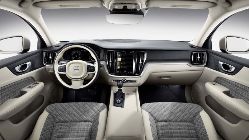 Volvo V60, 2019 Cars, 4K (horizontal)