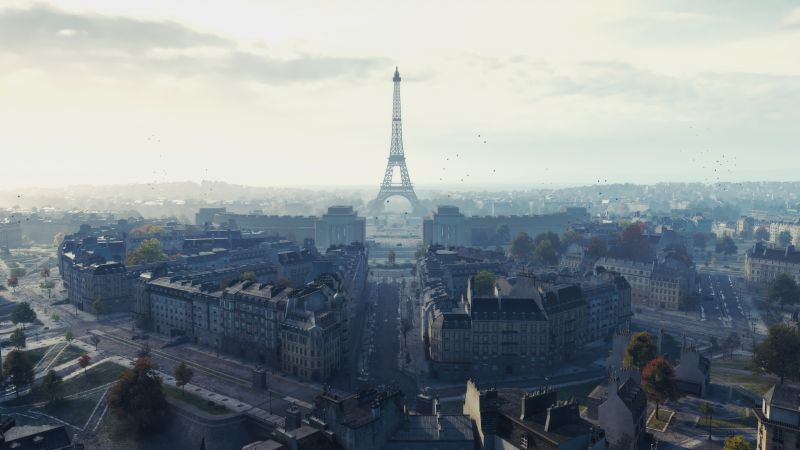Paris, World of Tanks 1.0.2, 4K, 6K (horizontal)