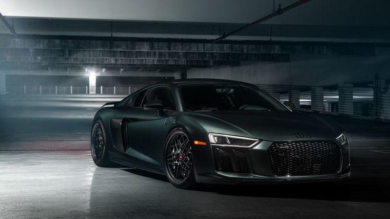2018 Lamborghini Suv >> Wallpaper Audi R8 Quattro, 2019 Cars, 4K, 7K, Cars & Bikes #18641