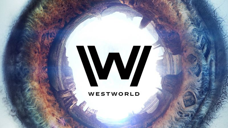 Westworld Season 2, Logo, TV Series, 4K (horizontal)