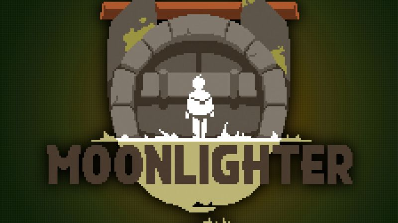 Moonlighter, poster, 4K (horizontal)