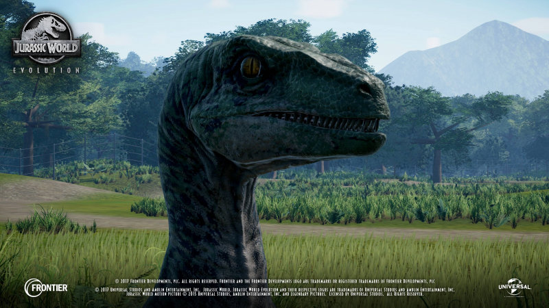 Jurassic World Evolution, screenshot, 4K (horizontal)