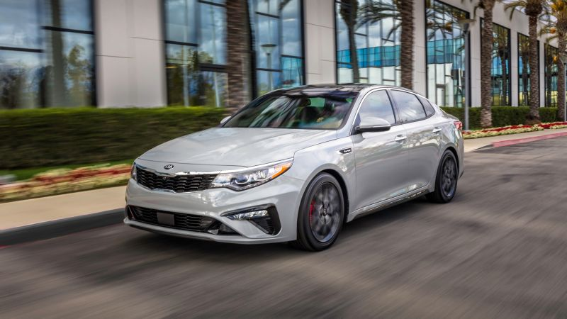 Kia Optima, 2019 Cars, 4K (horizontal)