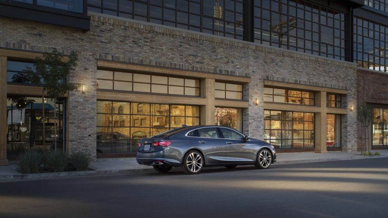 Chevrolet Malibu Electric, 2019 Cars, electric car, 6K (horizontal)