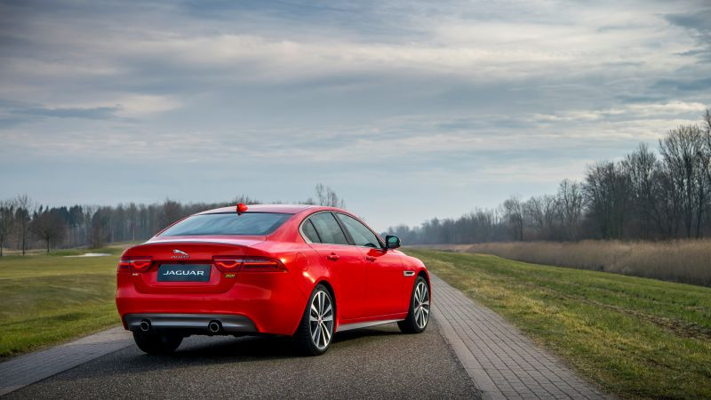 Jaguar XE 300 Sport, 2019 Cars, luxury cars, 6K (horizontal)