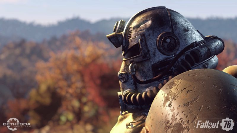 Fallout 76, E3 2018, screenshot, 4K (horizontal)