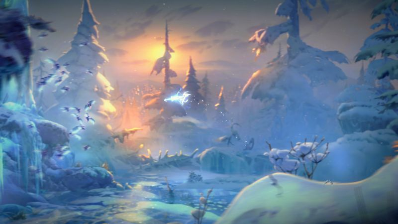 Ori and the Will of the Wisps, E3 2018, screenshots, 4K (horizontal)