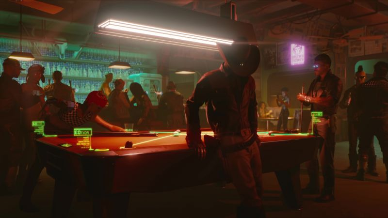 Cyberpunk 2077, E3 2018, screenshot, 4K (horizontal)