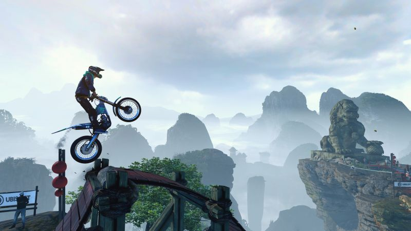 Trials Rising, E3 2018, screenshot, 4K (horizontal)
