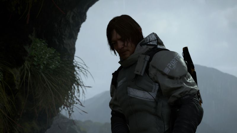 Death Stranding, E3 2018, screenshot, 4K (horizontal)