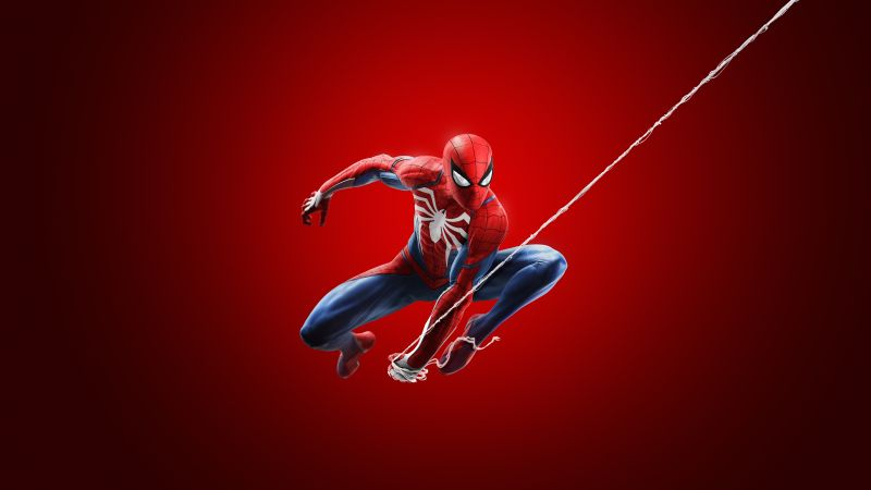 Marvel's Spider-Man, E3 2018, artwork, poster, 10K (horizontal)