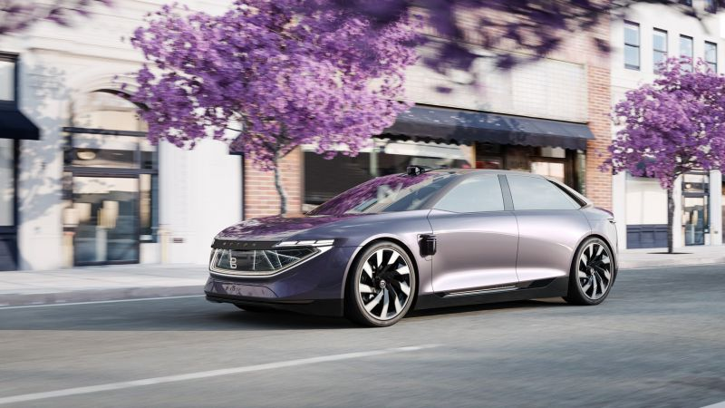 Byton K-Byte Concept, electric car, 2018 Cars (horizontal)