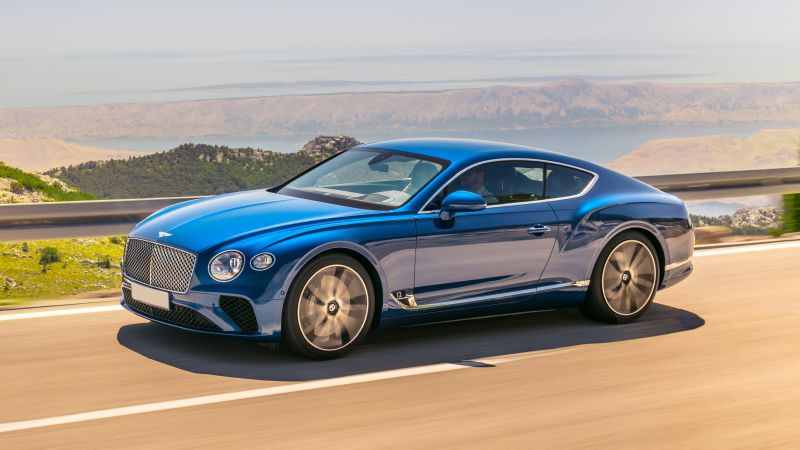 Bentley Continental GT, 2019 Cars, 5K (horizontal)