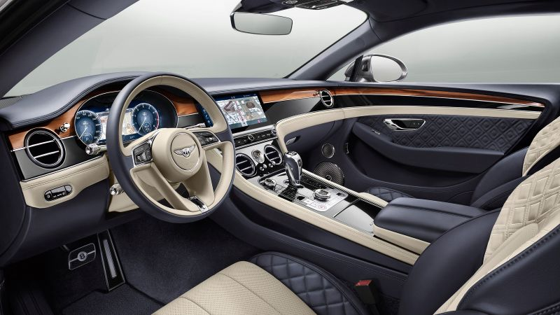 Bentley Continental GT, 2019 Cars (horizontal)