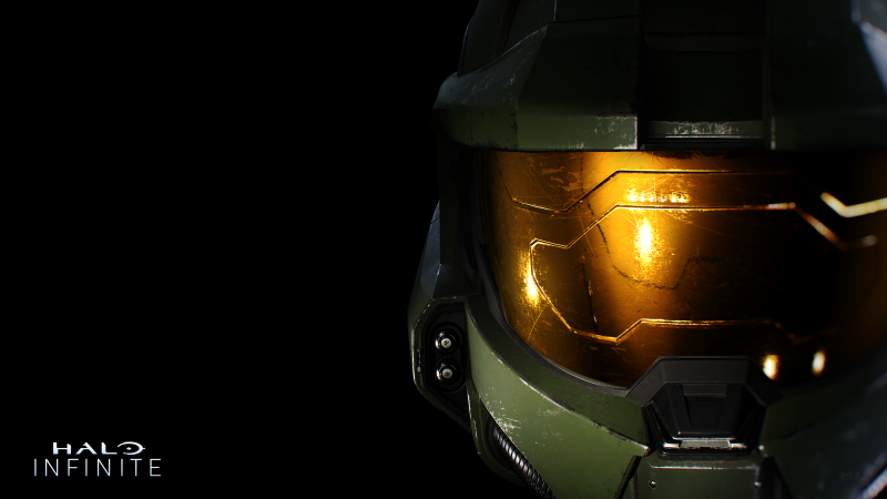 Halo Infinite, E3 2018, screenshot, 4K (horizontal)